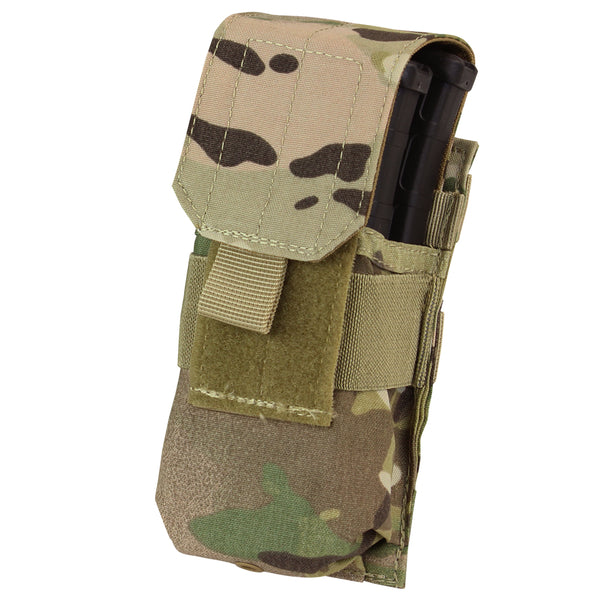 Condor Single M4 Mag Pouch - MultiCam