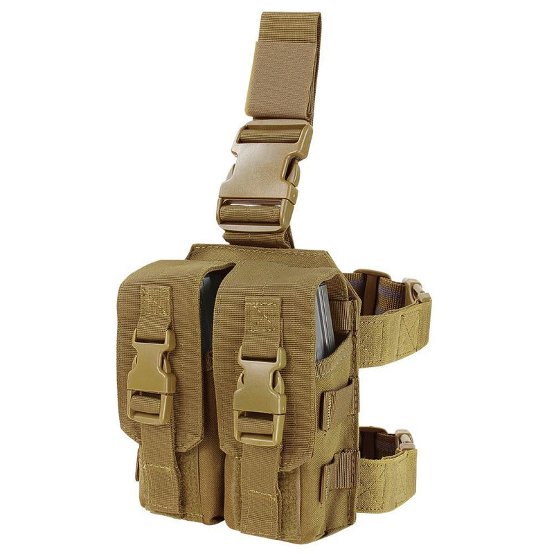 Drop Leg M4 Mag Pouch  Gear