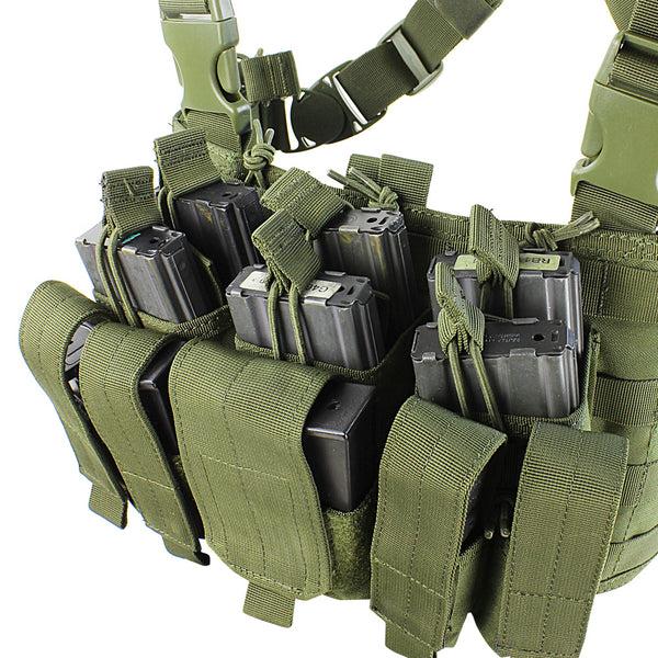 Condor Recon Chest Rig - Multicam