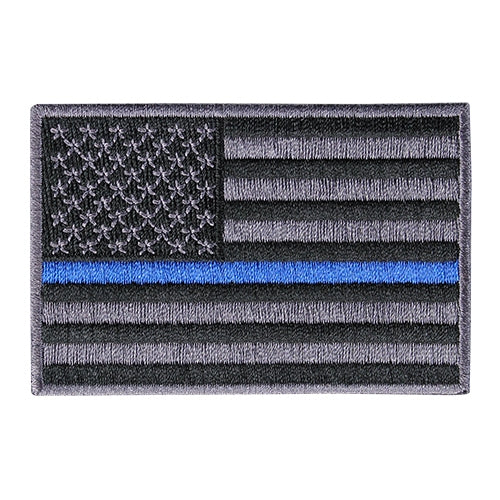 Thin Blue Line Patch | Mars Gear