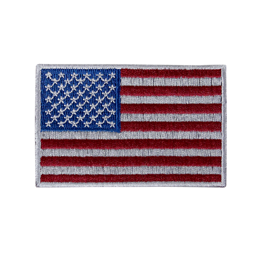Subdued U.S. Flag Morale Patch | Mars Gear