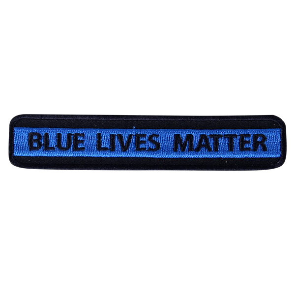 MG Morale Tape - Blue Lives Matter