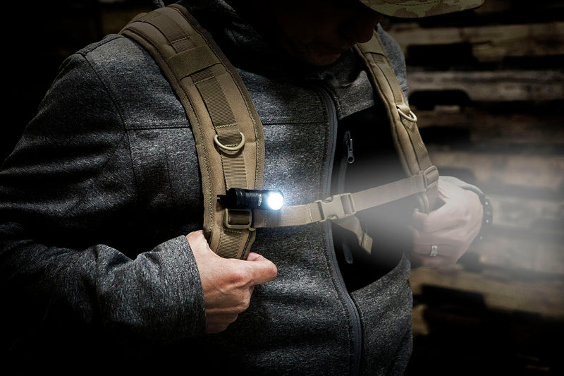 Olight H1R Nova Rechargeable LED Flashlight