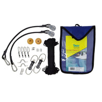Taco Marine Premium Rigging Kit Sport Fishing / Rigging Kits RK-0001PB - Essenbay Marine