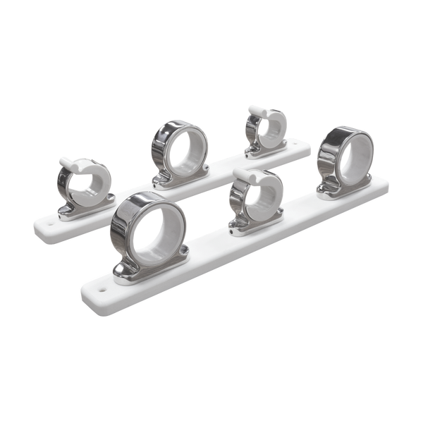 Taco Marine 3-Rod Holder Hanger Rack F16-2753-1 - Essenbay Marine