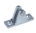 90 Degree Base Deck Hinge w/Bolt SSTF66104 - Essenbay Marine