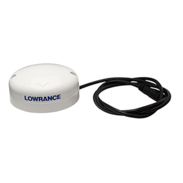 Lowrance Point-1 GPS Antenna With Built-In Compass - Essenbay Marine