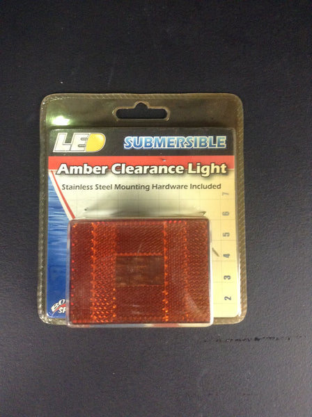 Boater Sports LED Submersible Amber Clearance light Part 59312