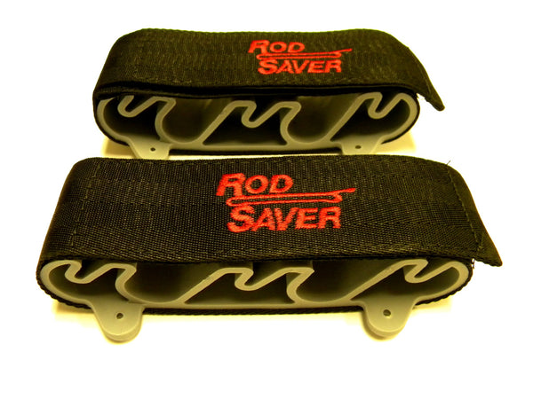 Rod Saver SM4 Side Mount 4 Rod Holder - Essenbay Marine