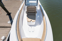 Sportsman Boats 282TE Coffin Backrest Cushion Tan - Essenbay Marine