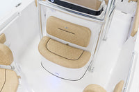 Sportsman Boats 211CC (2017-2019) Standard Console Bottom Tan - Essenbay Marine