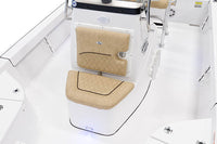 Sportsman Boats 207/214 Bay Boat Console Back Cushion - Essenbay Marine