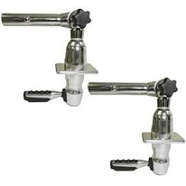 "Taco Marine Grand Slam 280 Mount for 1-1/2"" Outrigger GS-280 Pair - Essenbay Marine"