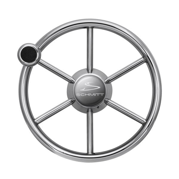 "Schmitt Destroyer Wheel - Model 150 3/4"" Tapered Shaft 1531111K-H - Essenbay Marine"