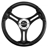 "Schmitt Wheel Torcello 03 Series - All Polyurethane, 3/4"" Tapered Shaft PU031101-02 - Essenbay Marine"