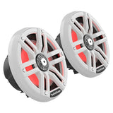 "Rockford Fosgate M2-65 White 6.5"" Color Optic Marine 2-Way System 150W - Essenbay Marine"