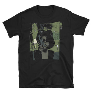 """The Big Tourist"" Short-Sleeve Unisex T-Shirt"