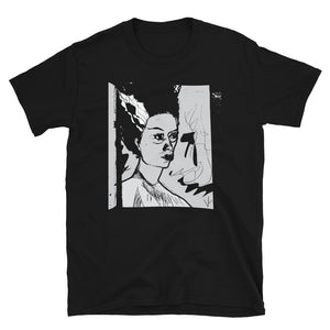 """The Bride"" Short-Sleeve Unisex T-Shirt"