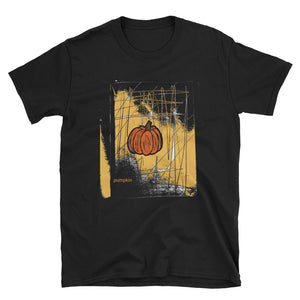 """It's A Pumpkin On A Shirt"" Short-Sleeve Unisex T-Shirt"