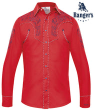 Load image into Gallery viewer, Ranger's Western Shirt