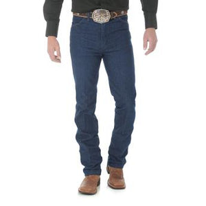 Wrangler Cowboy Cut Slim Fit Rigid Indigo