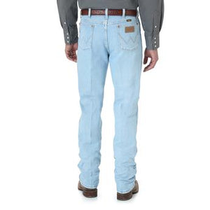 Wrangler Cowboy Cut Slim Fit Bleach