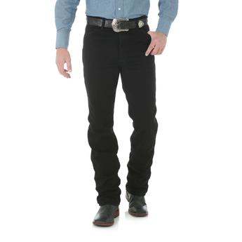 Wrangler Cowboy Cut Slim Fit Shadow Black