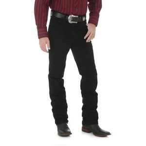 Wrangler Cowboy Cut Silver Edition Black