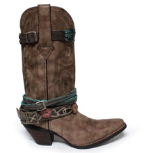 Load image into Gallery viewer, Durango Crush Women's accessorized western boots (women)