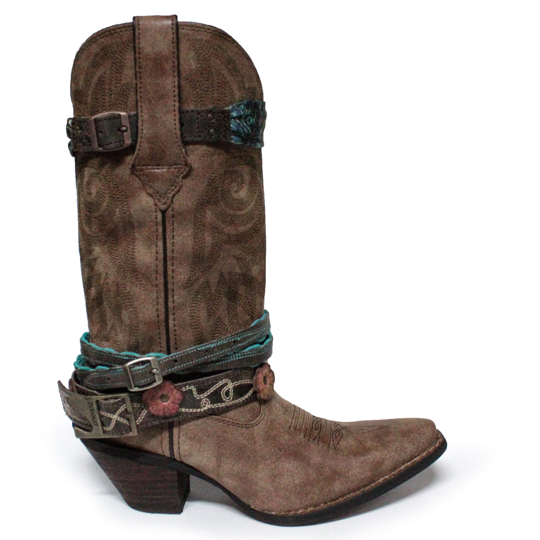 Durango Crush Women's accessorized western boots (women)