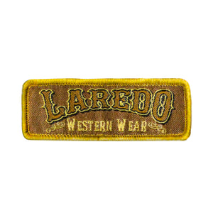 Laredo Western Wear adhesive patches