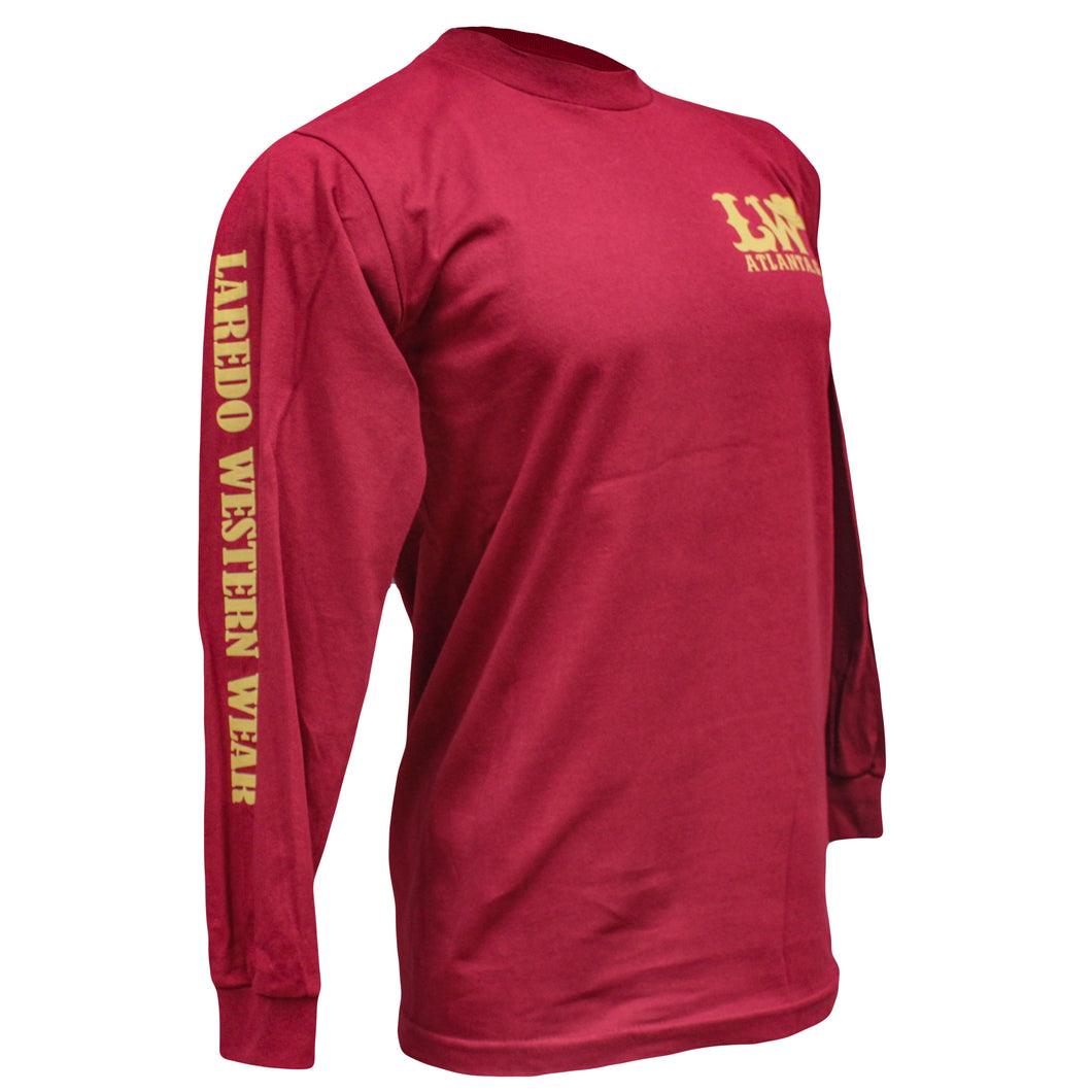 Laredo Western Wear long sleeve T-shirt