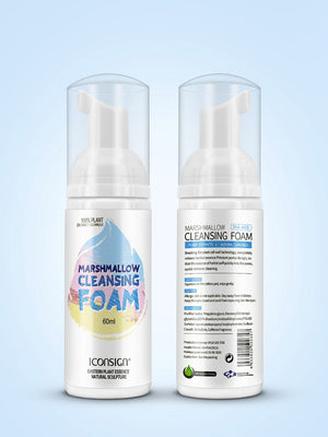 Marshmallow eyelash cleansing foam (60ml) - IconSignOfficial