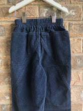 Load image into Gallery viewer, Navy Corduroy Pants