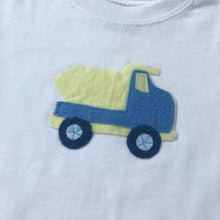 Load image into Gallery viewer, Dump Truck Felt Tee