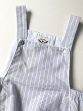Load image into Gallery viewer, Striped Blue/Yellow Sunsuit