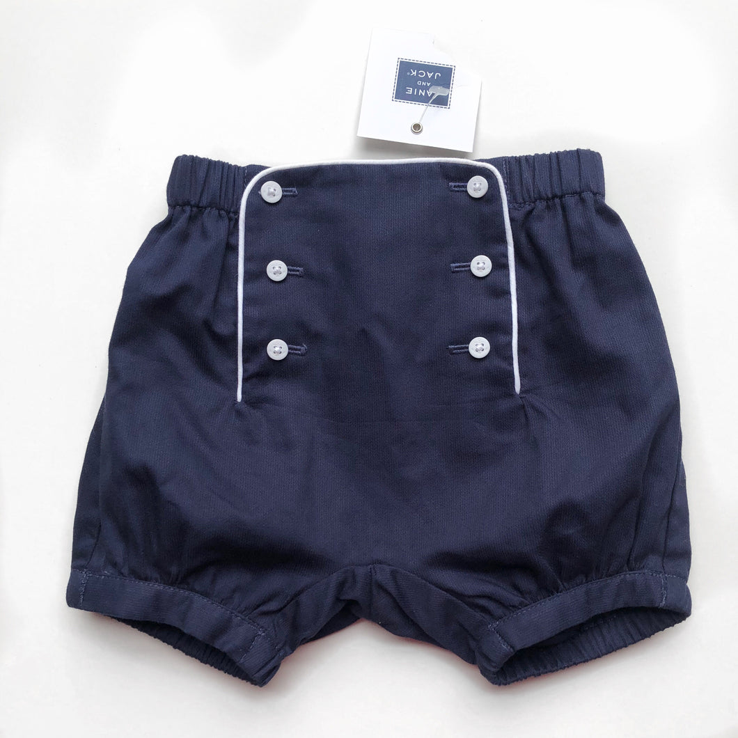 Nautical Navy Bloomers