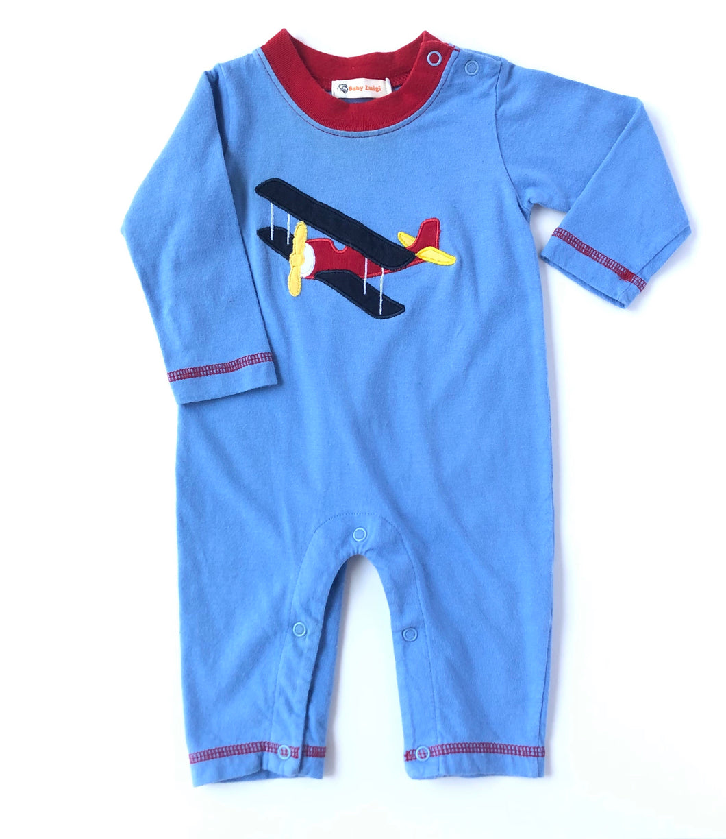 Airplane Romper