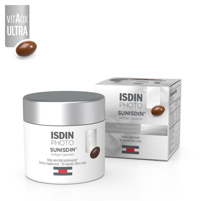 SUNISDIN Antioxidant Supplement for Skin Health