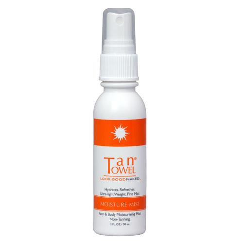 Tan Towels Moisture Mist Face & Body