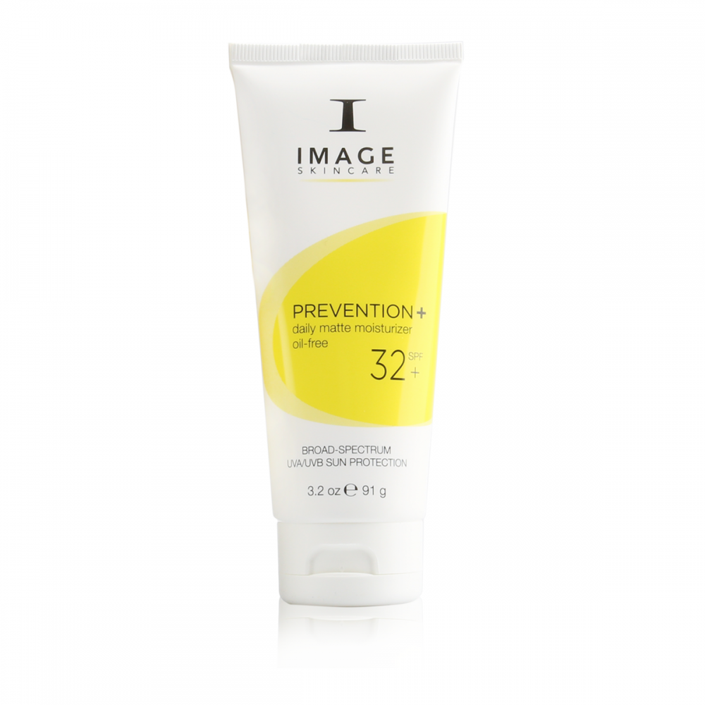 PREVENTION+ daily matte moisturizer SPF 32+