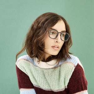 Roeper - Eyeglasses - Smoke Grey