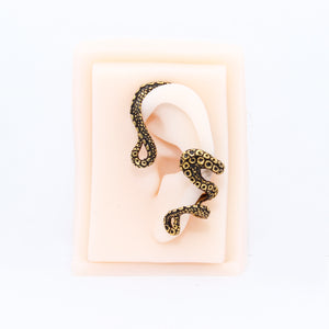 Tentacles Ear Cap