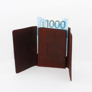 SIMPLE SNAP MAGNETIC WALLET