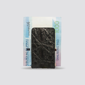 CROCODILE MONEY CLIP