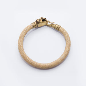 SNAKE HEAD STINGRAY  BRACELET