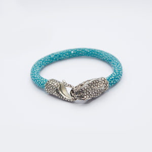 CHAMELEON HEAD STINGRAY BRACELET