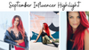 September Influencer Highlight - Desiree Lanz