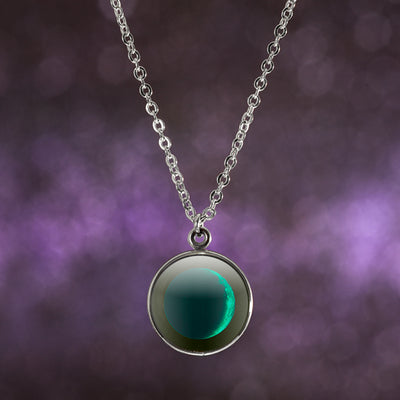 Waxing Crescent I Luna Necklace