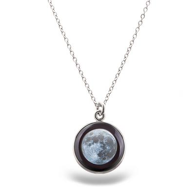 New Moon Luna Necklace